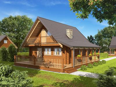 Domki Drewniane Ogrodowe Trak Bud Kołobrzeg Koszalin